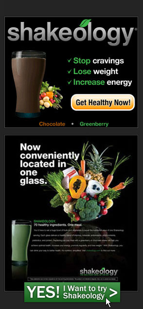 Shakeology Meal Replacement Shakes