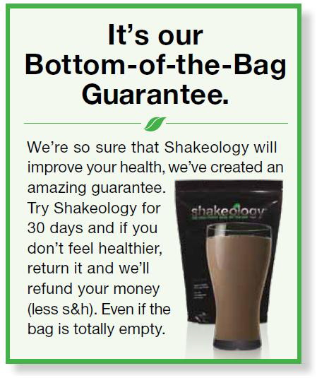 Reviews of Shakeology