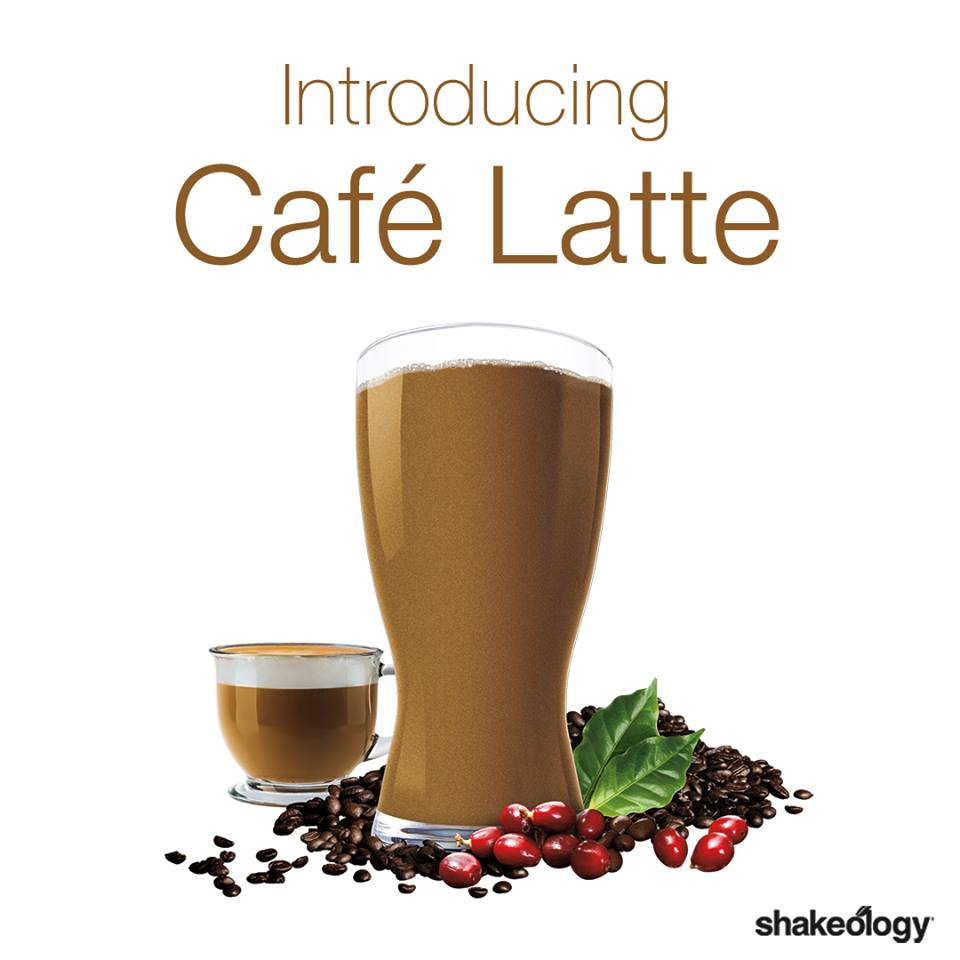 Shakeology Cafe Latte